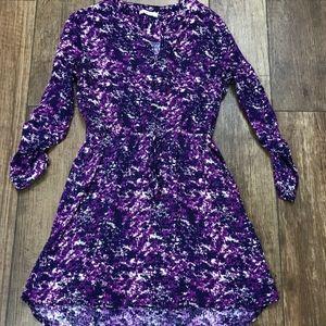 41 Hawthorn Stitch Fix Purple Career Dress